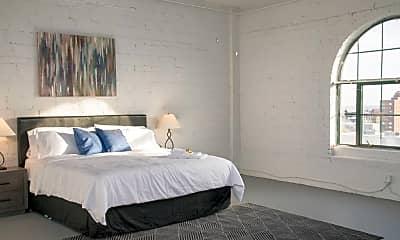 Bedroom, Art Lofts, 1