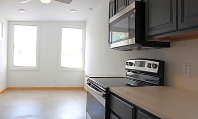 Kitchen, 1207 Hays St B, 2