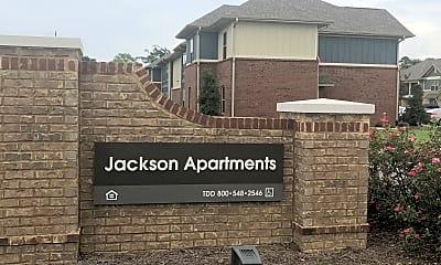 Jackson Apartments, 1