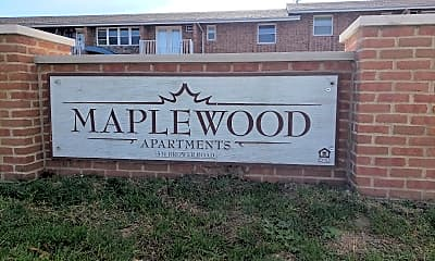 Maplewood Apartments, 1