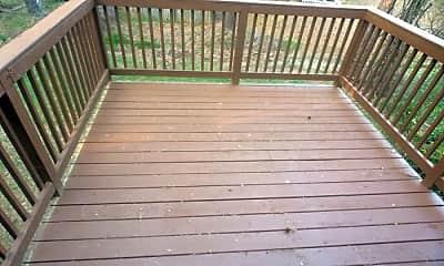 Patio / Deck, 756 Four Winds Ln, 2