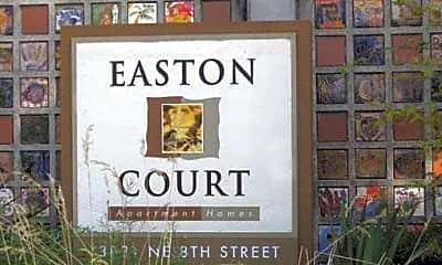 Easton Court, 2