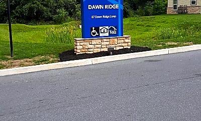 DAWN RIDGE, 1
