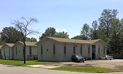 Building, 2221 S Olive St, 0