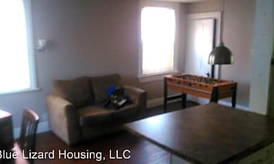Living Room, 912 Lafayette Ave, 1