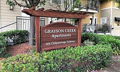 Grayson Creek, 1