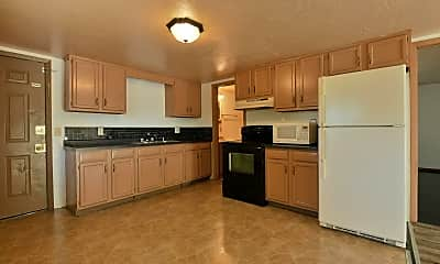 Kitchen, 895 Howard St, 1