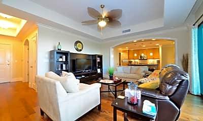 Living Room, 9123 Strada Pl 7307, 1