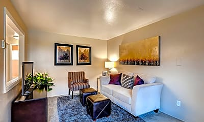 Living Room, Park Place at Expo, 1