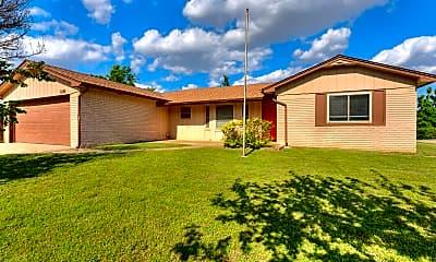 Building, 8300 Curtis Terrace, 1