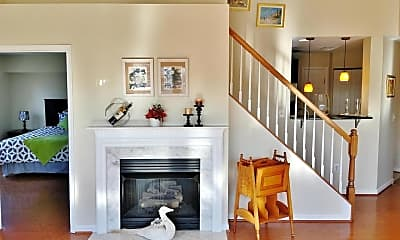 Living Room, 2711 Bellforest Ct 404, 1