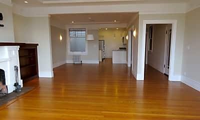 Living Room, 137 Clifford Terrace, 1
