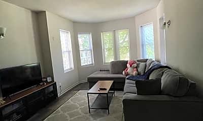 Bedroom, 4014 N Bernard St, 1