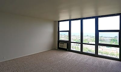 Bedroom, York Terrace, 2