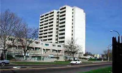 Building, Los Flamboyanes, 0