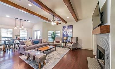 Living Room, 505 Sheer Bliss Ln, 1