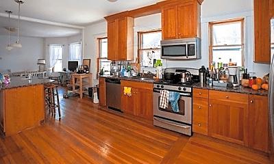 Kitchen, 5 Davis Square, 1