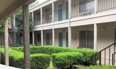 Building, Courtyard Apartments, 0