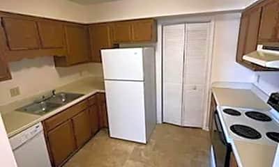 Kitchen, 6132 Brookwood Dr A, 1