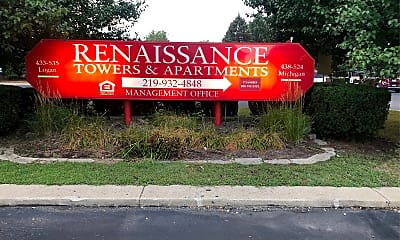 Renaissance Apartments And Towers, 1