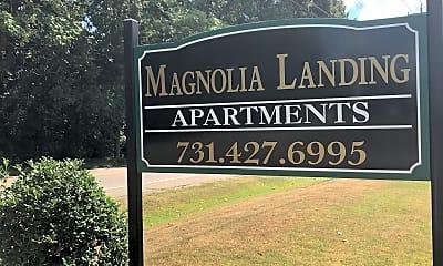 Magnolia Landing, 1