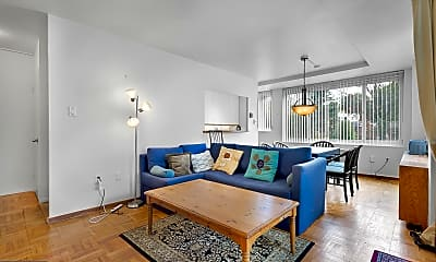 Living Room, 4000 Tunlaw Rd NW 411, 0