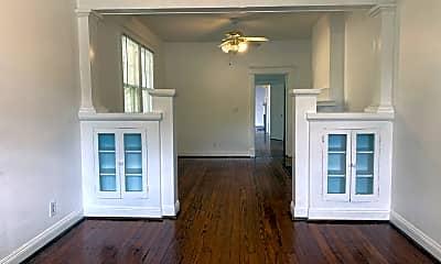 Living Room, 217 N Scott St, 1