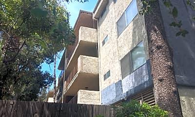 California Euclid Apartments, 2