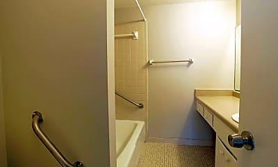 Bathroom, Azur Tower, 2