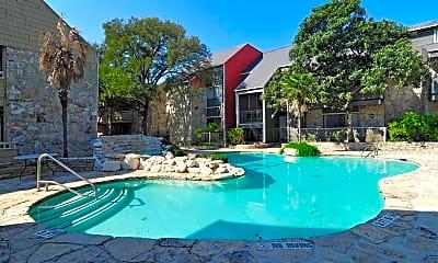 Pool, Oakstone Apartment Homes, 0