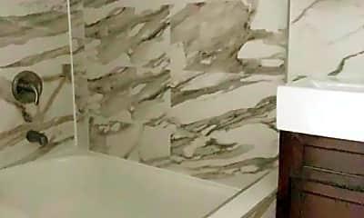Bathroom, 454 W 47th St, 2
