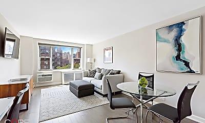 Living Room, 435 E 77th St 10E, 0