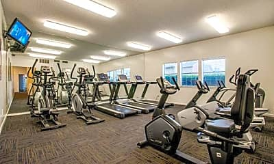 Fitness Weight Room, 9669 Forest Ln, 2