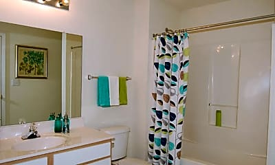 Bathroom, The Reserve At Forest Hills, 2