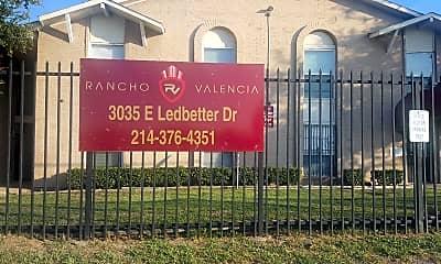 Rancho Valencia, 1