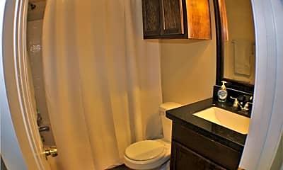 Bathroom, 1215 Oney Hervey Dr, 2