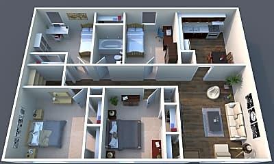 Eagle Trace Apartment Homes, 2