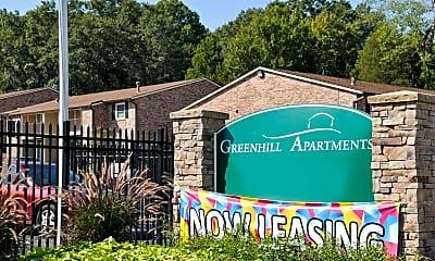 Community Signage, Greenhill at Columbus, 2