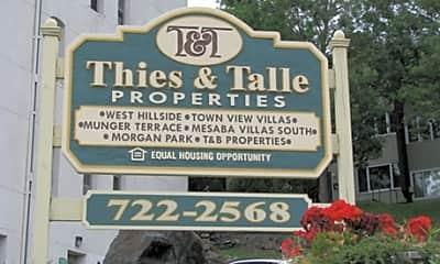 West Hillside Apartments, 2