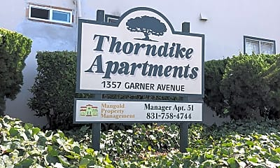 Thorndike Apartments, 1