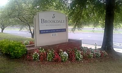 Brookdale Big Creek Roswell, 1