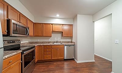 Kitchen, Georgetown Apartment Homes, 0
