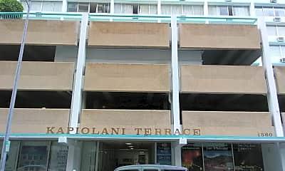 Kapiolani Terrace, 1