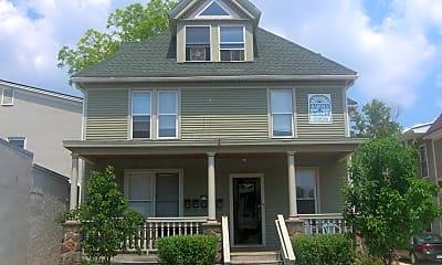 Building, 514 W Cross St, 1