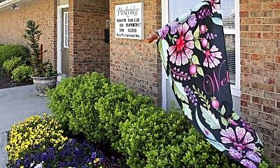 Community Signage, Parkridge, 0