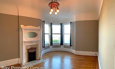 Bedroom, 621 Fillmore St, 1