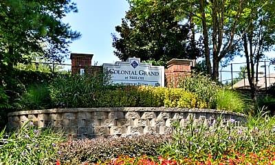 Community Signage, MAA Shiloh, 2