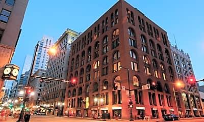 Bank And Boston Lofts Apartments, 0