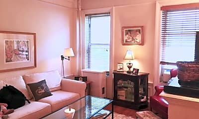 Living Room, 203 W 81st St, 0