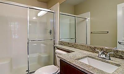 Bathroom, Park Place, 2